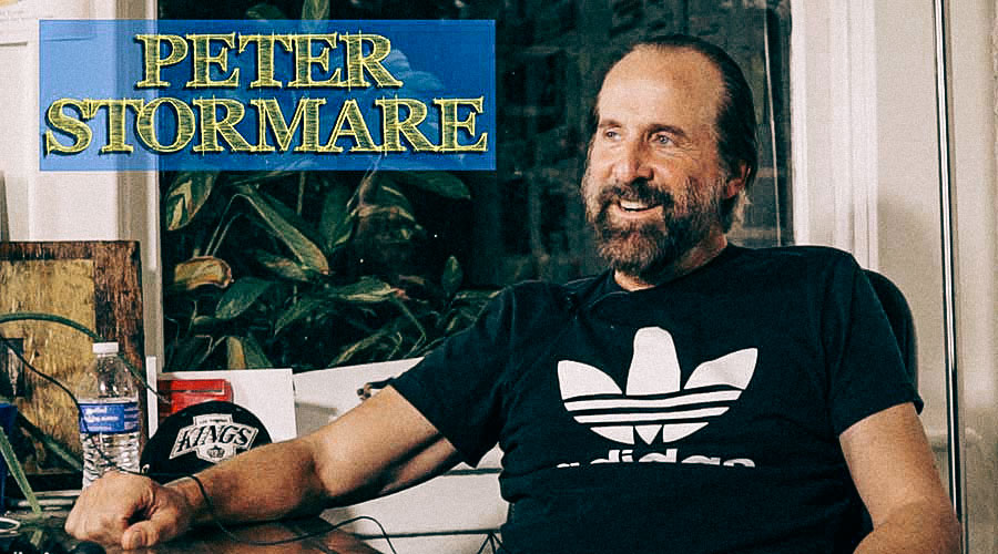 Peter Stormare Interview