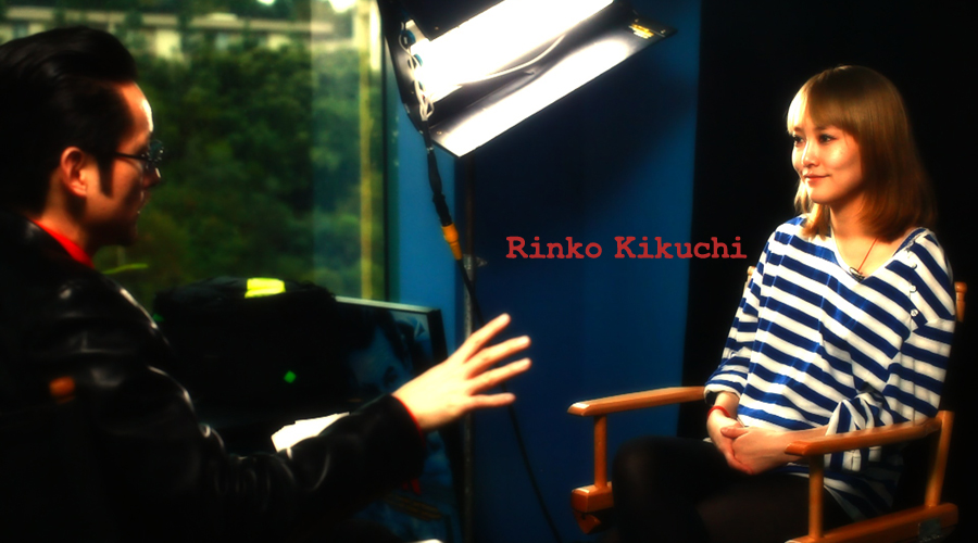 Rinko Kikuchi Interview, Babel, Pacific Rim