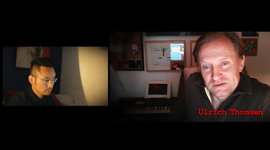 Ulrich Thomsen Interview, Banshee, The Celebration, Festen, Adam
