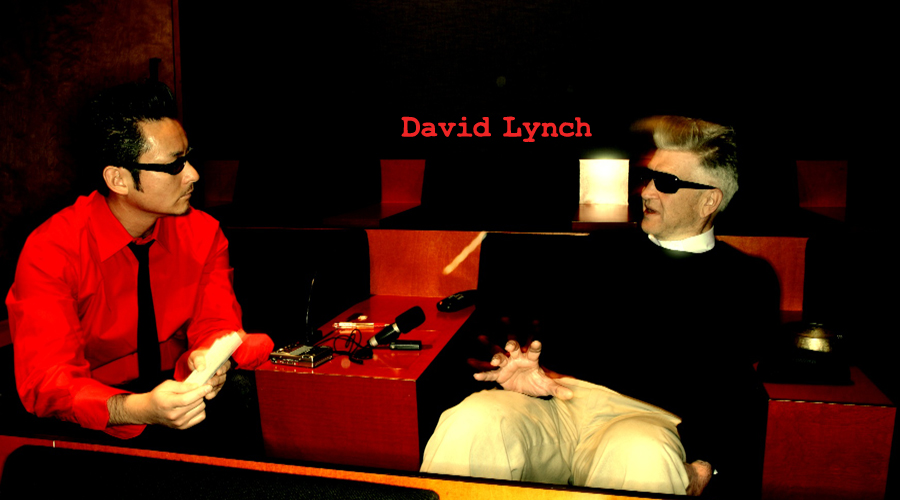 David Lynch Interview, twin peaks, the elephant man, dune, mulholland drive, blue velvet